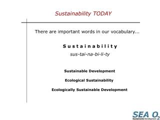 Sustainability TODAY
