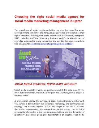 Brand Advertising Services in Qatar