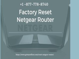 Quick Help Reset Router Netgear   How to Login into Netgear Router –Call Now
