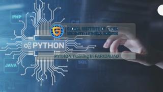 Best Python training institute in Faridabad