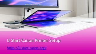 Canon IJ Setup & Install | Canon Wireless Setup