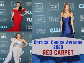 Critics' Choice Awards 2020 - Red Carpet