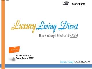 Luxury Living Direct – Discount Bathroom Vanity