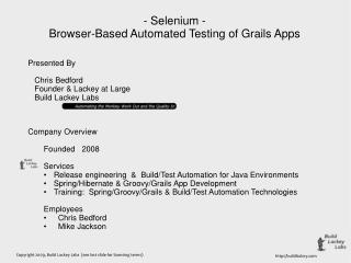 Selenium-Browser-Based-Automated-Testing-for-Grails-Apps