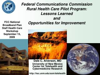 Federal Communications Commission Rural Health Care Pilot Program : Lessons Learned and Opportunities for Improvement