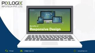 Significant benefits of responsive design conversions
