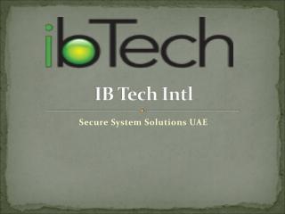 EAS Systems UAE