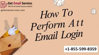 ATT Email Login  |  1-855-599-8359 | ATT Email Login In