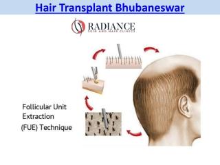 Hair Transplant Bhubaneswar