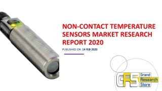 Non-Contact Temperature Sensors Market Research Report 2020