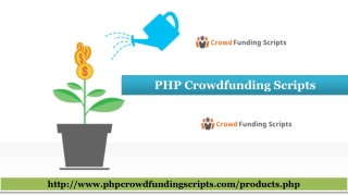 Readymade Open Source Equity Crowdfunding Script