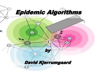 Epidemic Algorithms