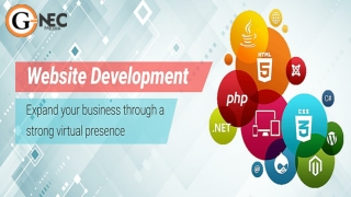 Magnify your sales numbers with best-in-class web development services