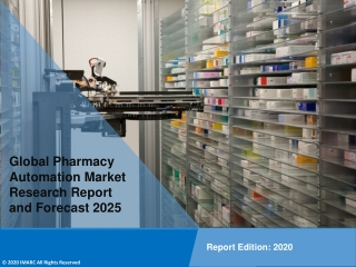 Pharmacy Automation Market Trends, Growth, Share, Size, Region and Forecast Till 2025