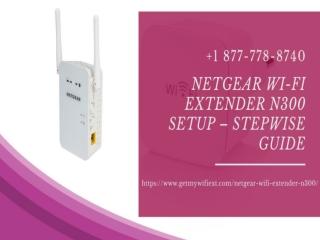 Netgear WiFi Extender n300 Setup   Mywifi Netgear   Wifiext   Netgear Wifi Booster Setup