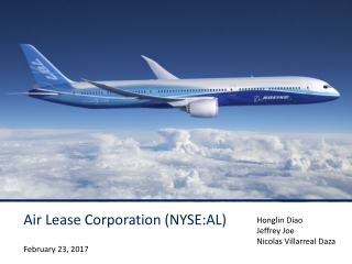 Air Lease Corporation (NYSE:AL)