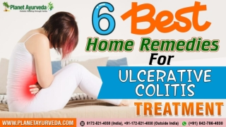 Best Home Remedies for Ulcerative Colitis Treatment