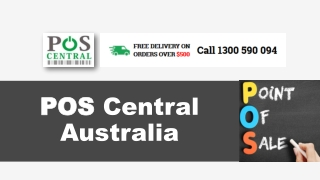 POS Central Australia: Your Ultimate Support to Quality POS Supplies
