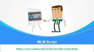 Revolving Matrix Board Plan MLM