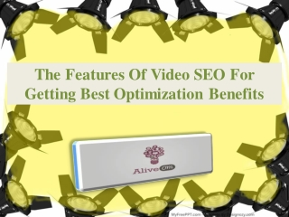 The Features Of Video SEO For Getting Best Optimization Benefits