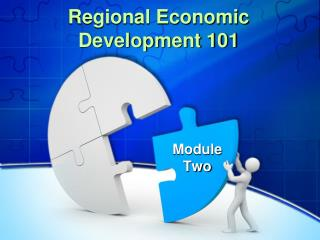 Regional Economic Development 101