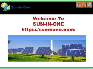Solar Panels On Bus Stops