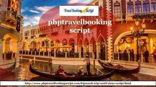 Hotel Booking Script