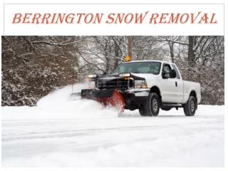 Berrington Snow Removal