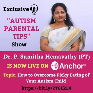 Podcast Live on Anchor - How to Overcome Picky Eating of Your Autism Child   Autism Centres Near Me in Bangalore