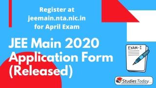 JEE Advanced Exam 2020 Registration, syllabus and JEE Advanced 2020 cutoff