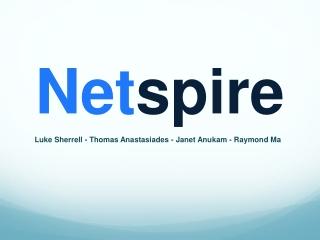 netspire presentation
