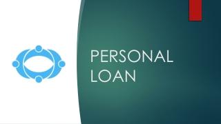 PERSONAL LOAN - BUDDY LOAN