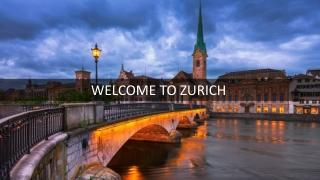Visit Zurich in Luxury with Noble Transfer   Zurich Airport Transfer