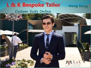 Best Custom Tailored Suits Online | Custom Suits Online