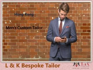 Men's Tailor Hong Kong | Suit Design for Man