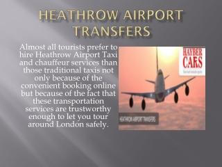 Heathrow Taxi London is cheapest Heathrow Airport Cabs