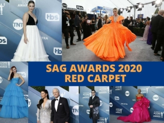 SAG Awards 2020 Red Carpet