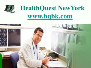 HealthQuest Brooklyn -Physical Therapy New York