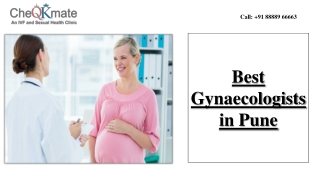 Best Gynaecologist in Pune