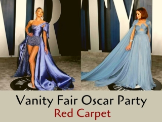 Vanity Fair Oscar Party 2020 - Red Carpet