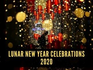 Lunar New Year celebrations 2020