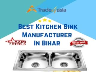Kitchen Sink manufacturer In Bihar