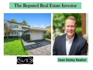 The Reputed Real Estate Investor- Sean Dailey, Realtor