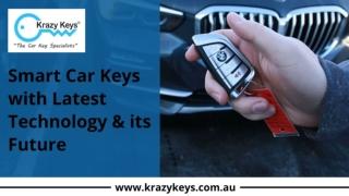 Smart Car Keys with Advanced Technology   Krayz Keys