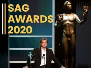 SAG Awards 2020