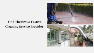 Best Quality Cleaning Service By Gloucester cleaning solutions