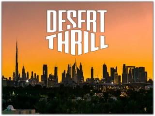 Desert Thrill