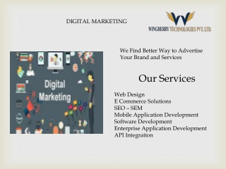 Digital Marketing – Find Your Target Customers