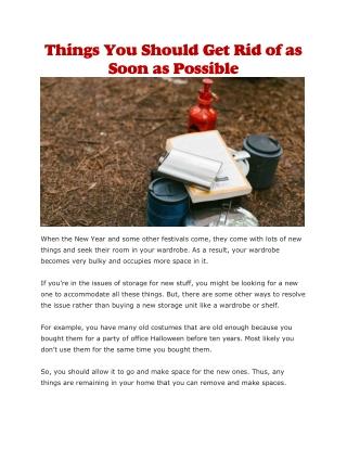 Trash removal companies