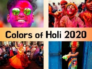 Holi 2020